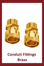 Conduit Fittings Brass