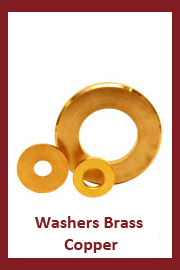 Washers Brass Copper